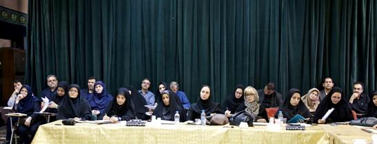 نشست داوران شانزدهمین جشنواره کتاب رشد 2